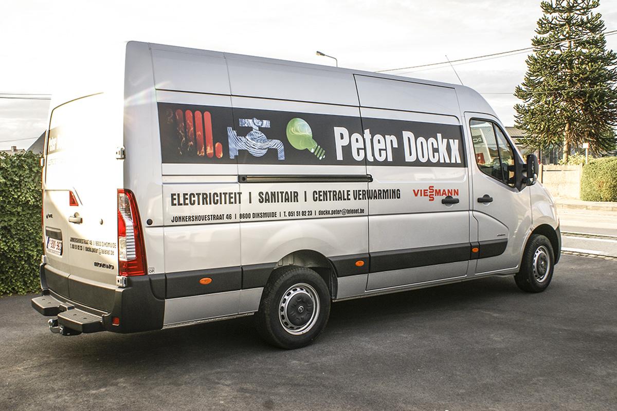 Badkamers Dockx Peter Diksmuide Wallfix acrylpanelen
